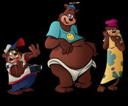 25 Looney of Christmas 2 - The Three Bears by BoscoloAndrea ...