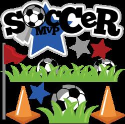 Soccer MVP SVG soccer clipart soccer ball clipart cute clip art ...