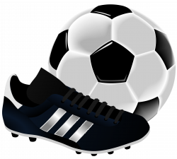 Soccer by gnokii | cc0 | Pinterest | Clip art, Football themes and ...