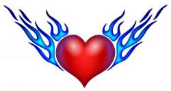 Burning Heart Icons PNG - Free PNG and Icons Downloads
