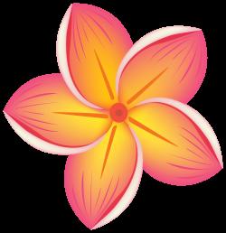 CLIPART FLOWER | Tropical Flower PNG Clipart - Best WEB Clipart ...