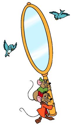 Cinderella Mice and Birds Clip Art 2 | Disney Clip Art Galore