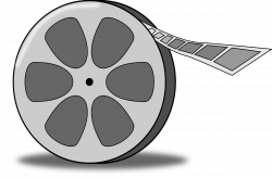 28+ Collection of Movie Reel Clipart Png   High quality, free ...