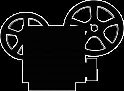 Movie Screen Clip Art   Movie projector clipart - ClipartFest ...