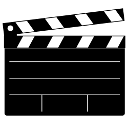 Movie Clapper Clipart | Clipart Panda - Free Clipart Images