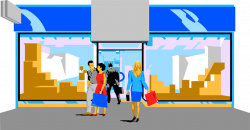 28+ Collection of Shopping Mall Outside Clipart | High quality, free ...