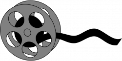 Movie Reel Silhouette at GetDrawings.com | Free for personal use ...