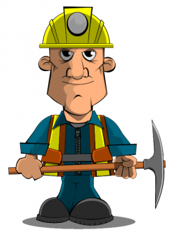 miner-clipart-clipart | Community Theme Workers and Leaders | Pinterest