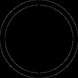 Border Circle Svg Png Icon Free Download (#336537) - OnlineWebFonts.COM