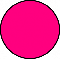 Pink Circle Clip Art at Clker.com - vector clip art online, royalty ...