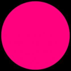 Pink Circle Clip Art at Clker.com - vector clip art online, royalty ...