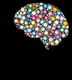 Clipart - Head With Brain Circles