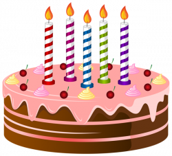 Birthday Cake PNG Clip Art Image | clip art cakes, cupcakes,pies ...