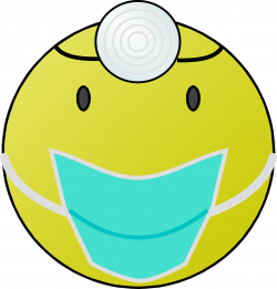 Clipart - Doctor Smiley
