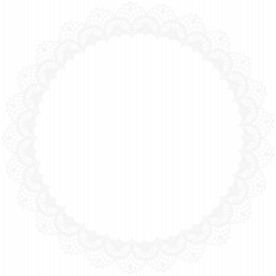Lace Border Frame PNG Clip Art   Gallery Yopriceville - High ...
