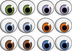Scary Eyes Clipart at GetDrawings.com | Free for personal use Scary ...