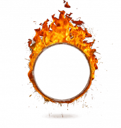 fire ring circle ftestickers