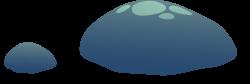 Clipart - Ilmenskie Grass Stone 1