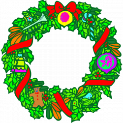 Wreath Clipart at GetDrawings.com | Free for personal use Wreath ...