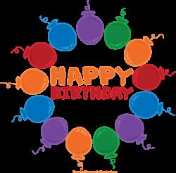 Free happy birthday clipart 4 - ClipartBarn