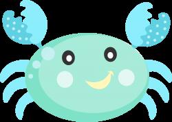 Fundo do Mar - crab.png - Minus | Clip Art | Pinterest | Clip art ...