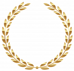 Transparent Gold Wreath PNG Clipart Picture | Gallery Yopriceville ...