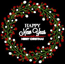 Christmas Deco Wreath PNG Clipart - Best WEB Clipart