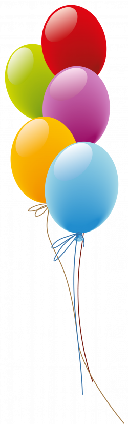 Balloons PNG Picture   Artistic Elements - Balloons   Pinterest ...