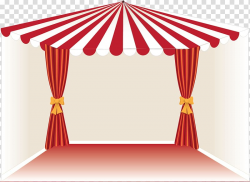 Tent Circus Drawing Mural, tent transparent background PNG ...