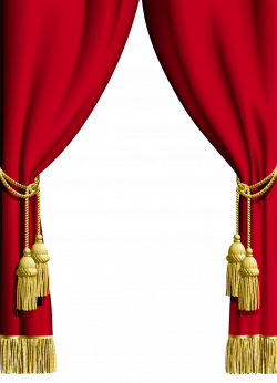 Red Curtain Transparent Frame | Frame It | Pinterest | Red curtains ...