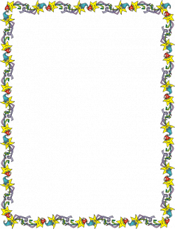 Border Clip Art (vl_16_c) | Frames for Designing and Scrapping ...