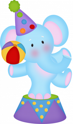 CIRCUS ELEPHANT CLIP ART | CLIP ART - CIRCUS - CLIPART | Pinterest ...