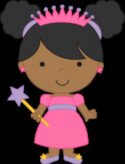 Princesas e Príncipes - Fairytale Princess Clipart 01.png - Minus ...