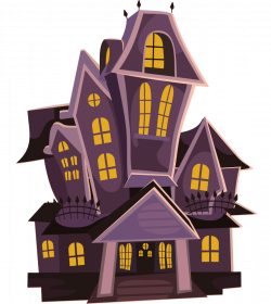 Haunted house free to use clip art | Pics/Words/PNG | Pinterest ...