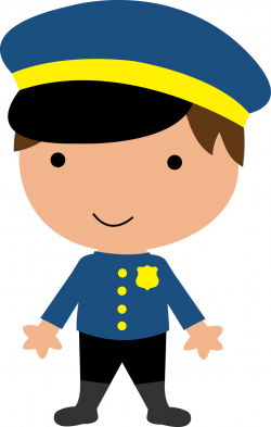 Policeman | Community Theme Workers and Leaders | Pinterest | Clip ...