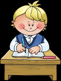 School boy leaving for waving good bye classroom clipart free | clip ...