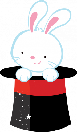 Circo - ZWD_Magic_Hat_Rabbit.png - Minus | bday | Pinterest ...