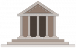 28+ Collection of Ancient Greece Buildings Clipart | High quality ...