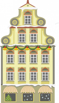 007.png | Pinterest | Christmas villages, Clip art and Doll houses