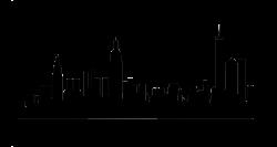 Image result for annie jr new york skyline set | Props | Pinterest ...