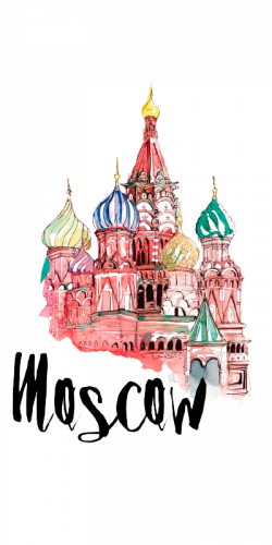 Moscow, Russia (I went to st petersburg but this is just an idea ...
