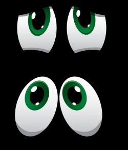 Smiley , Augen ....... | мультяшные глаза | Pinterest | Clip art