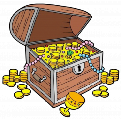 treasure chest clip art - Google Search | underwater pictures ...