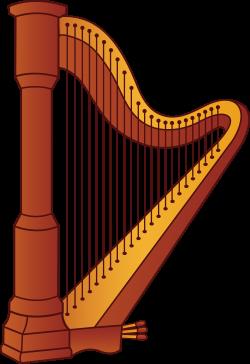 Harp Musical Instrument | Harp music | Pinterest | Musical ...