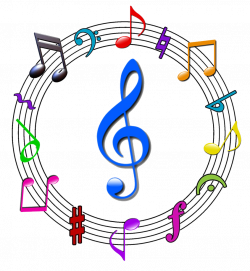 Image result for free clip art musical borders transparent ...