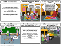 building a community of learners Storyboard by jcesp002