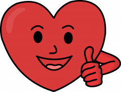 Image for free strong heart health high resolution clip art | Health ...