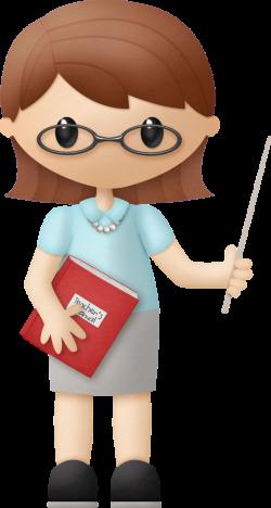 CH.B *✿* Teachers | School/Teacher Clip Art | Pinterest | Teacher ...