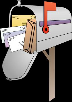Mailbox Vector 01 Clipart, vector clip art online, royalty free ...