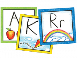 Pre-K Color Wall Cards | Learning Without Tears